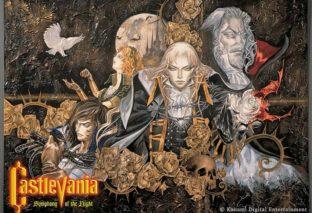 Castlevania: Symphony of the Night disponibile su smartphone
