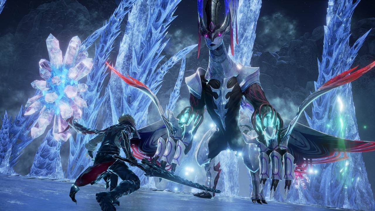 Code Vein Frozen Empress