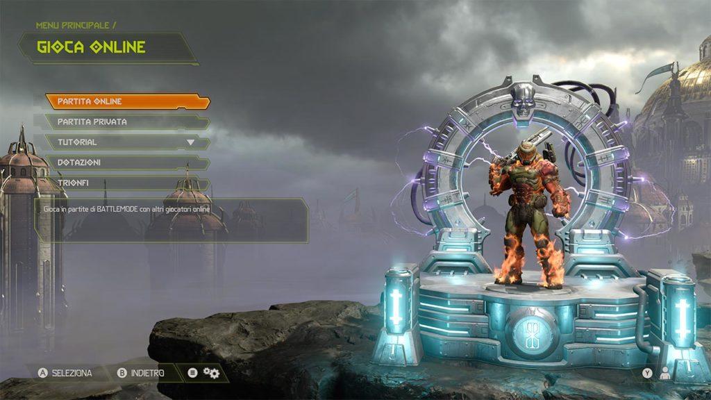 DOOM Eternal Multiplayer BattleMode