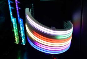 LIAN LI presenta Strimer Plus RGB