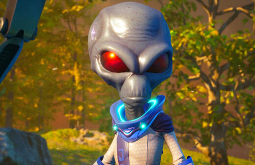 Destroy All Humans! : Gameplay video dal PAX 2020