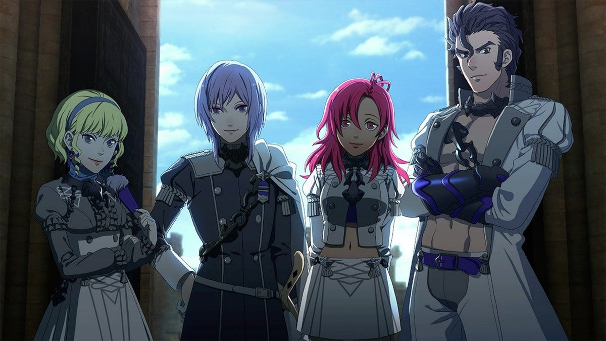 Fire Emblem Three Houses - Ombre Cineree story artwork