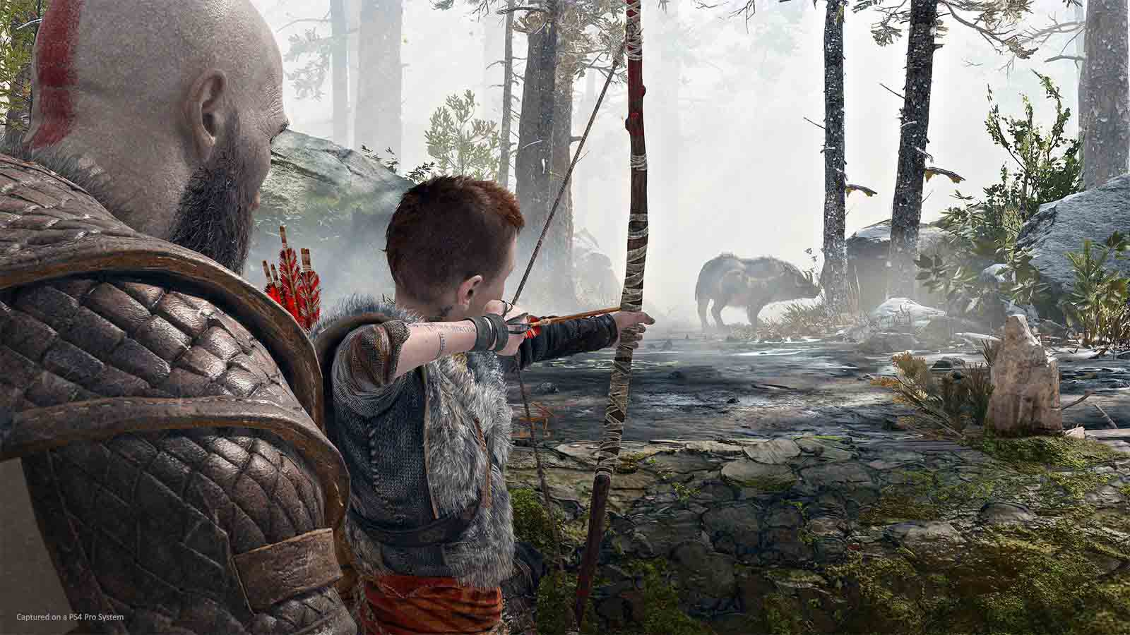 God Of War mod
