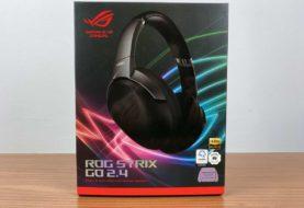 Asus ROG Strix Go 2.4 - Recensione