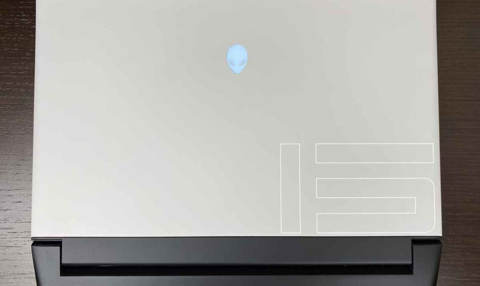 Alienware M15 Notebook Gaming - Recensione