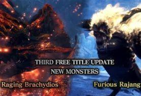 Monster Hunter World: Iceborne: In arrivo il nuovo update