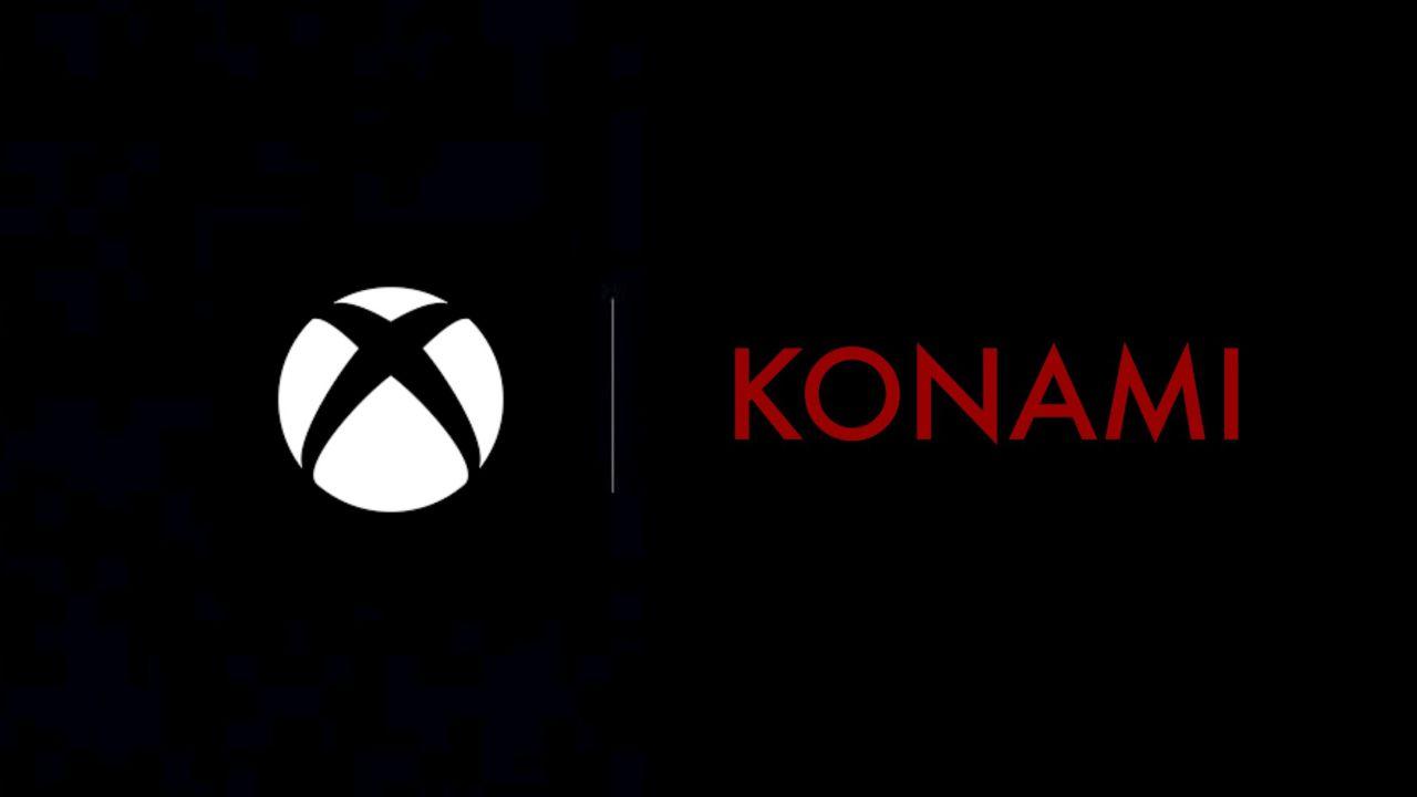 Microsoft Konami