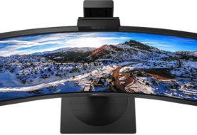 Philips presenta il monitor 346P1CRH