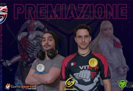 Tekken 7 Free For Glory Tournament - Intervista al podio