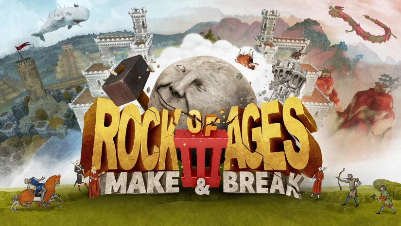 Rock of Ages 3 Make Break