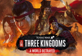Total War: Three Kingdoms - A World Betrayed disponibile
