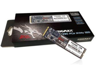 KINGMAX annuncia il nuovo SSD PX3480 P.23480