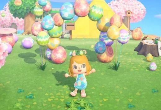 Animal Crossing: New Horizons, ecco l'evento pasquale