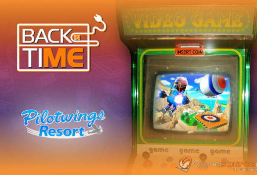 Back in Time - Pilotwings Resort
