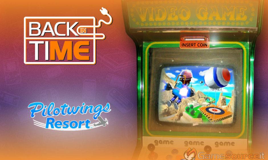 Back in Time - Pilotwings Resort