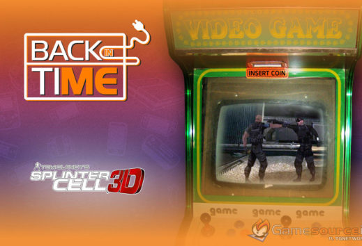 Back in Time - Tom Clancy's Splinter Cell 3D