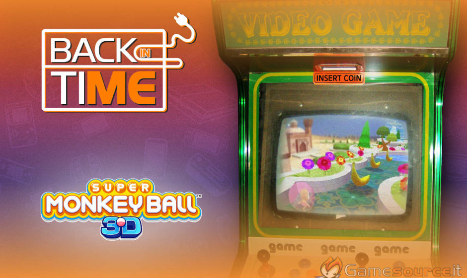 Back in Time - Super Monkey Ball 3D