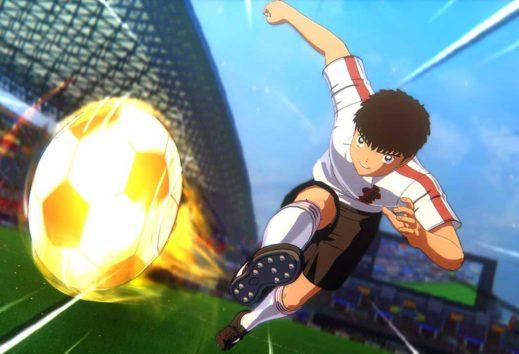 Captain Tsubasa: Rise Of New Champions, New Hero Trailer