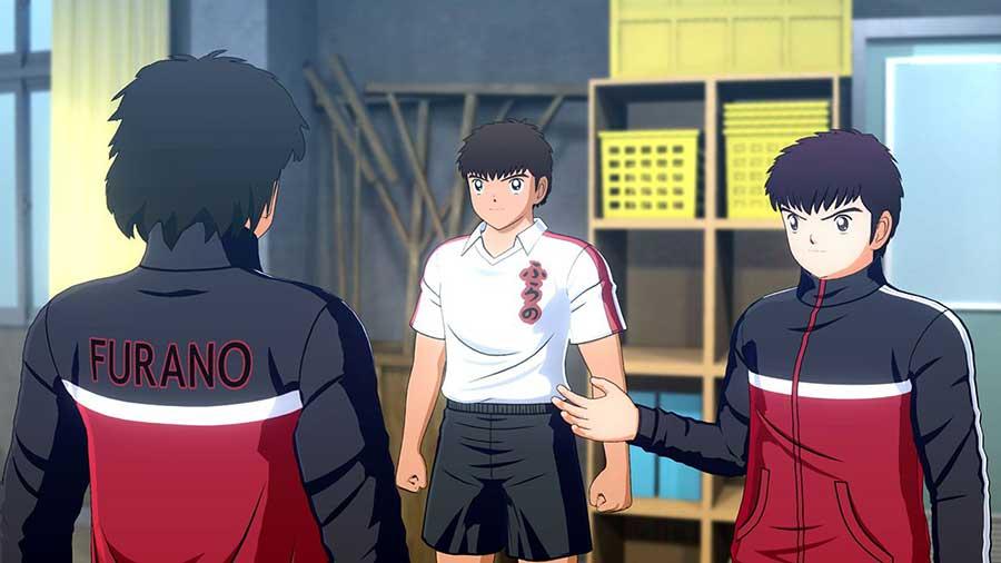 captain tsubasa rise of the new champions new hero
