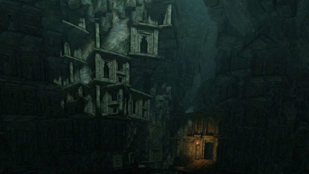Dark Souls 2 Pharros Autorità Topi