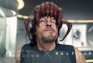 Half-Life: Alyx e l'easter egg di Death Stranding