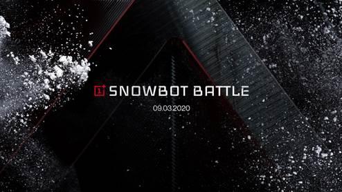 Snowbot Battle