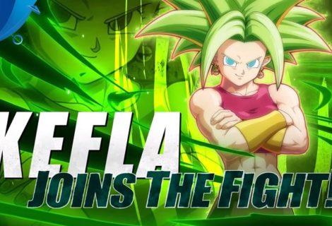 Dragon Ball FighterZ - Kefla e aggiornamento 1.21