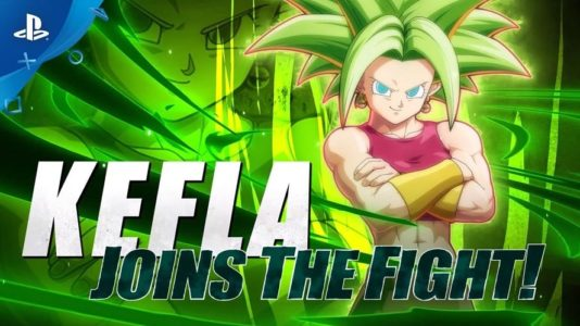 Dragon Ball FighterZ – Kefla e aggiornamento 1.21