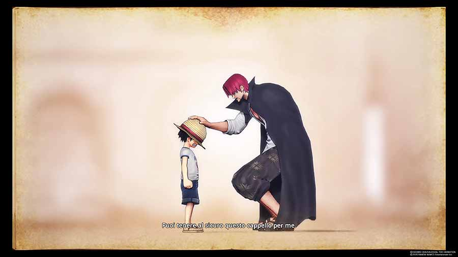 one piece pirate warriors recensione ps4