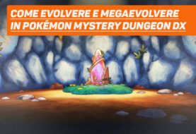 Pokémon Mystery Dungeon DX - Evolvere i Pokémon