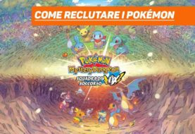 Pokémon Mystery Dungeon DX: Come reclutare i Pokémon