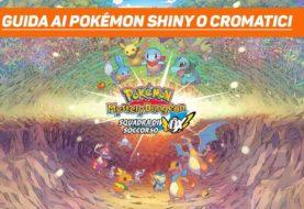 Pokémon Mystery Dungeon DX - Guida ai Pokémon Shiny