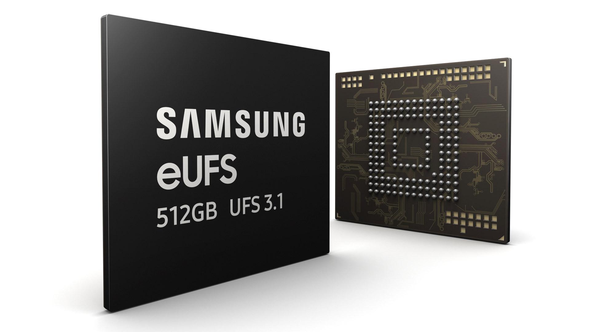 Samsung ufs 3.1