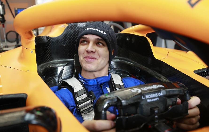 Logitech G e McLaren rinnovano la partnership