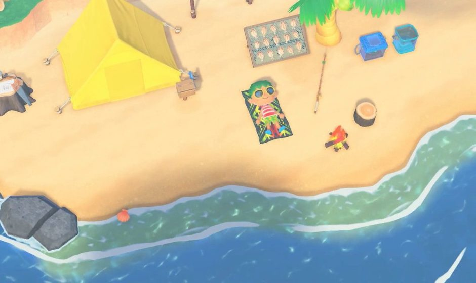 Animal Crossing: New Horizons - Come usare i QR