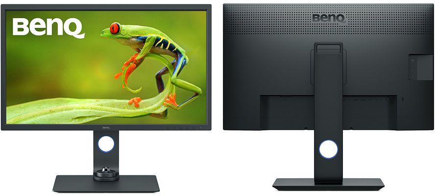 BenQ annuncia il monitor SW321C per professionisti
