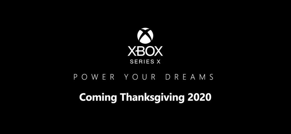Xbox Series X data