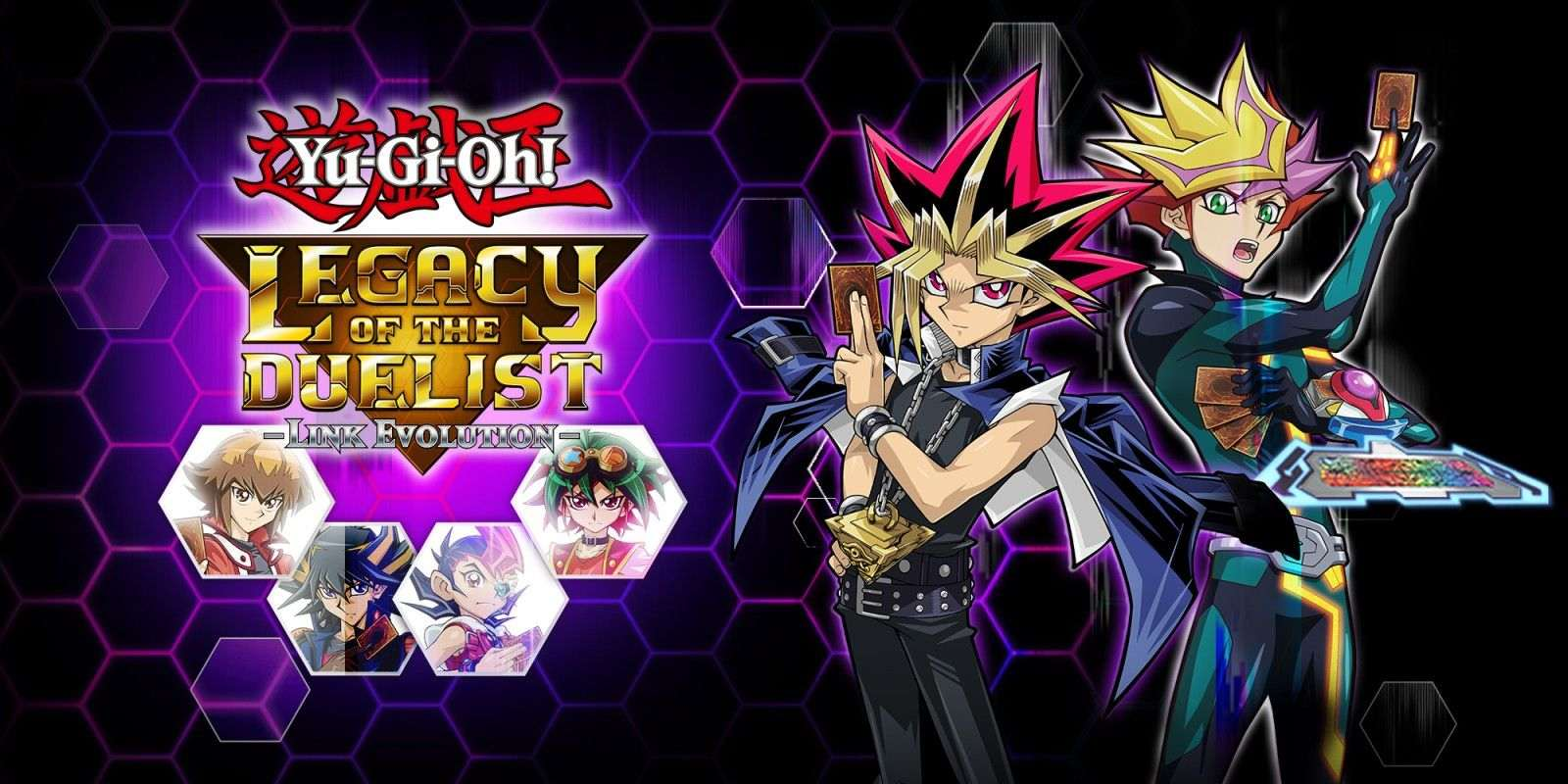 Yu-Gi-Oh! Legacy of the Duelist: Link Evolution – Recensione