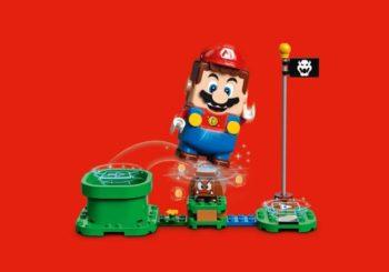 Super Mario: svelata la data di uscita dei lego