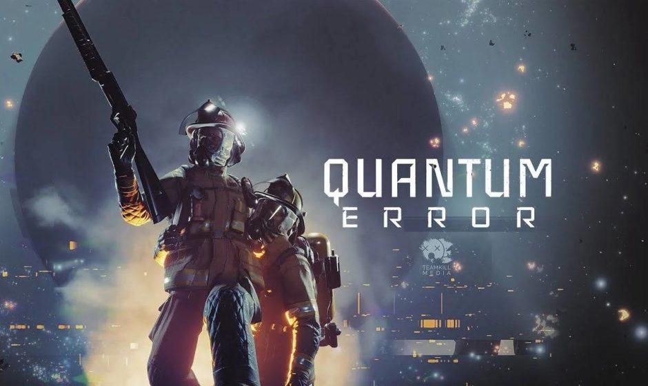 Quantum Error uscirà anche su Xbox!