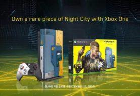 Xbox One: una versione speciale a tema Cyberpunk 2077