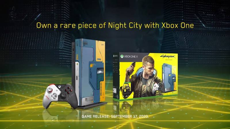 Xbox One Cyberpunk