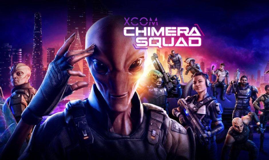 XCOM: Chimera Squad: Data di uscita e trailer