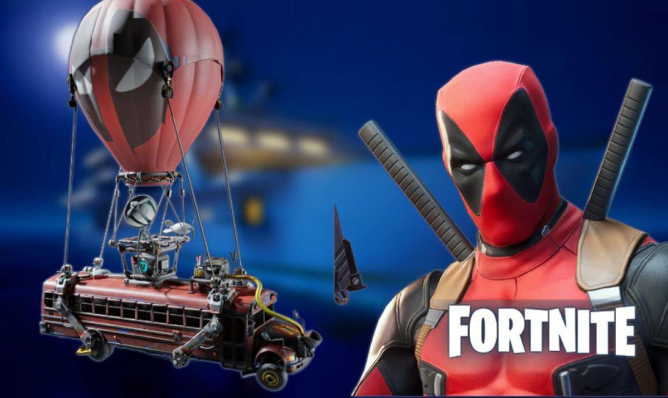 Fortnite: In arrivo anche il tanto atteso Deadpool