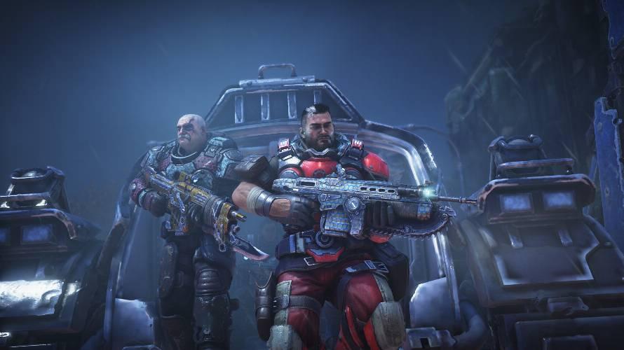Gears Tactics Corpser