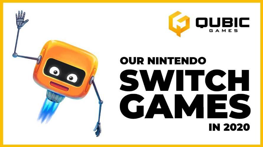 QubicGames: In arrivo nuovi titoli