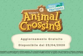 Animal Crossing New Horizons: Nuovo update gratis
