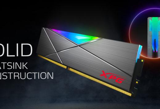 ADATA annuncia le nuove memorie XPG SPECTRIX D50