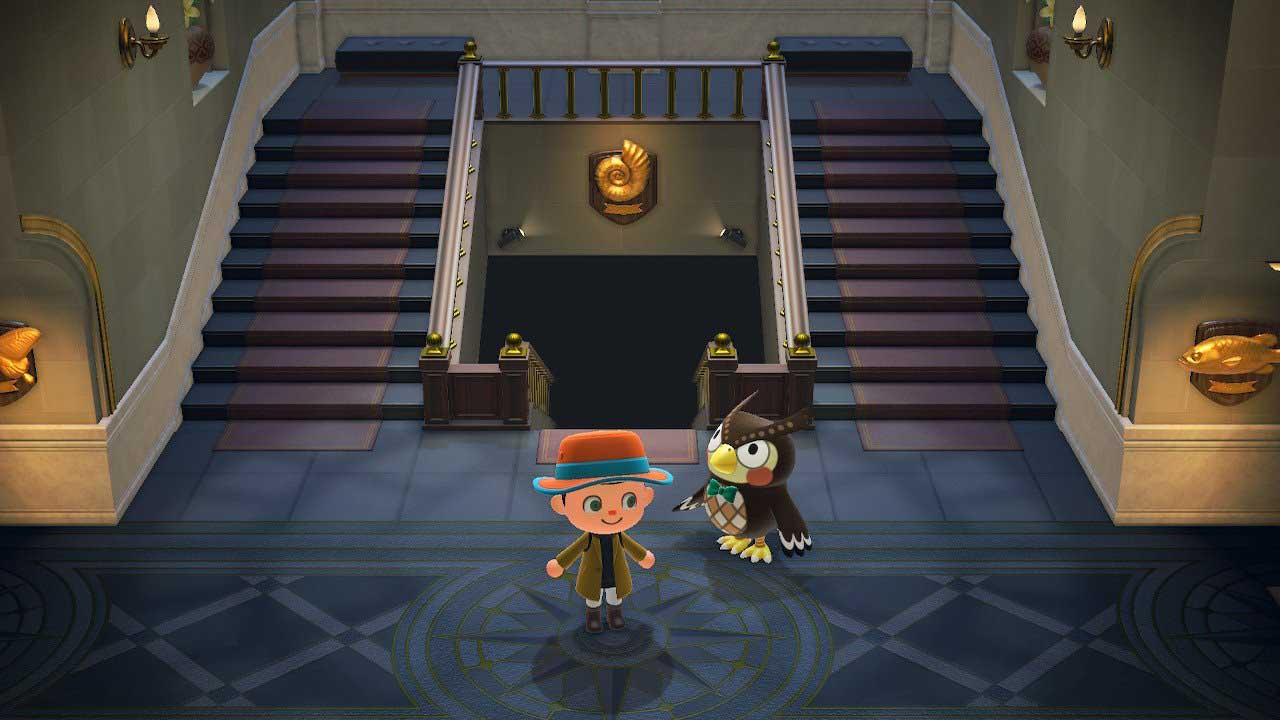 Animal Crossing: New Horizons capodanno