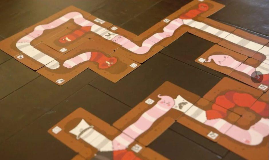 Tapeworm: il nuovo gioco di Edmund McMillen